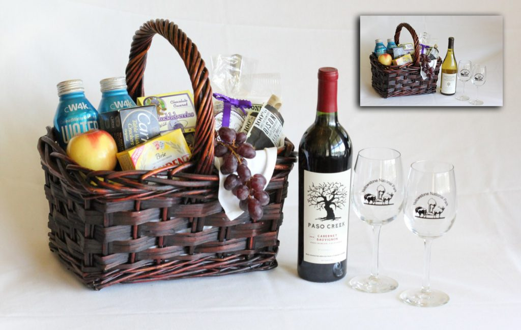 Executive Basket Red Wine or White Wine