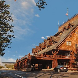Why Stay Nearby, When You Can Stay in Yellowstone?