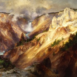 How Art Led to the Creation of Yellowstone National Park