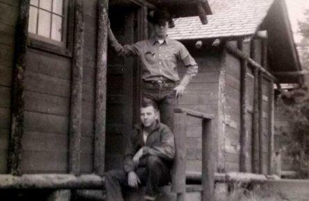 Historic Employee Photo