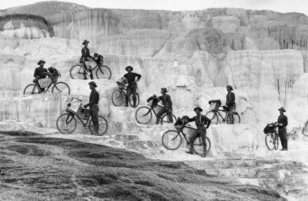 Minerva Terrace Bicycle Corps