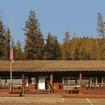 Roosevelt Lodge exterior