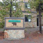 Bear Lodge exterior at Grant Village