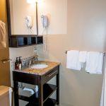 Grant Village bathroom