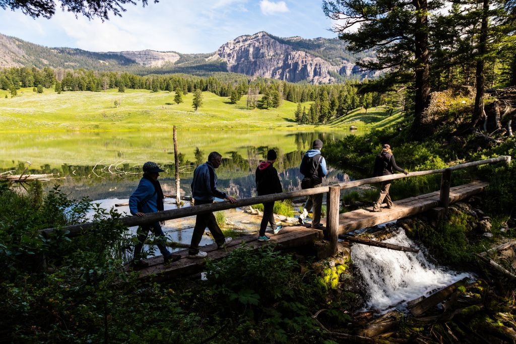 Yellowstone Kid Hikes - Utah's Adventure Family |Peak Hike Yellowstone