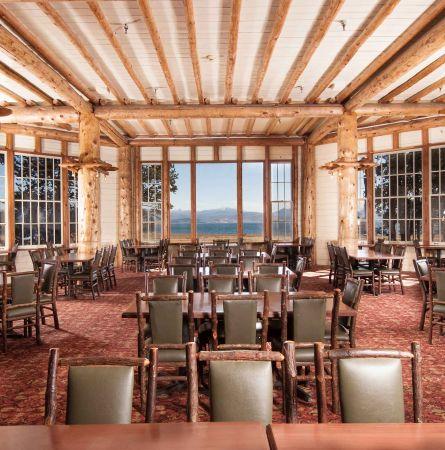 Lake Lodge Cafeteria