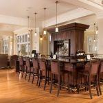 Bar at Lake Yellowstone Hotel