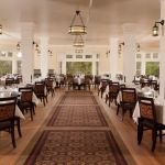 Dining Room at Lake Yellowstone Hotel
