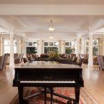 Piano at Lake Yellowstone Hotel