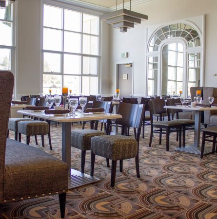 Mammoth First Four-Star Green Restaurant in National Park System