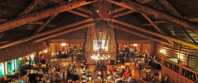 Lake Hotel Dining Room Options At Yellowstone