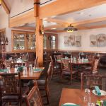 Old Faithful Snow Lodge Dining Room