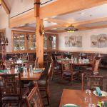Old Faithful Snow Lodge Dining Room