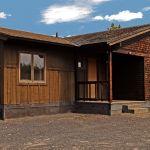 Western Cabin Exterior