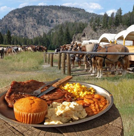 Top 10 Things to Eat and Drink in Yellowstone [Infographic]