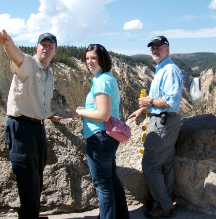 Summer Grand Canyon of the Yellowstone guide
