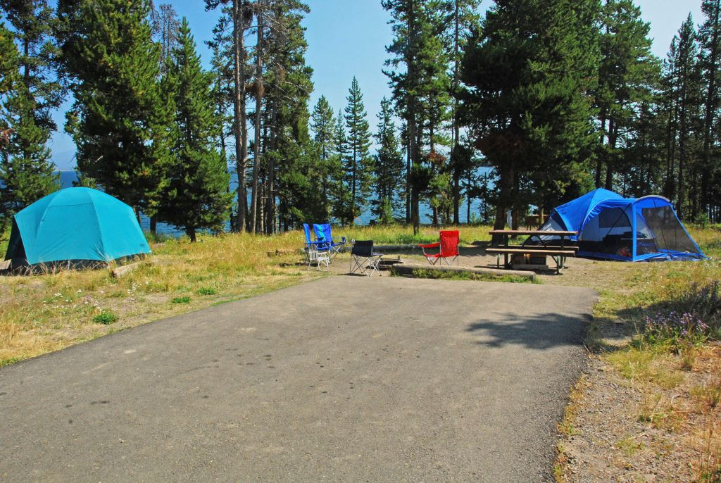 Bridge Bay C&ground & Camping | Yellowstone National Park Lodges