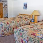 Cascade Lodge Premium Room Two Beds