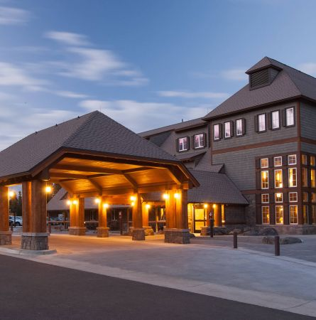 The New Canyon Lodges