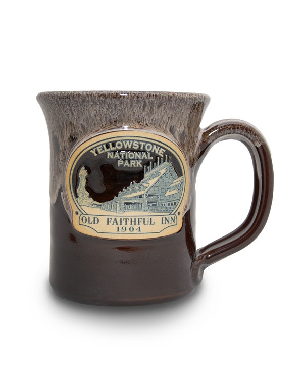 Old Faithful Inn Mug