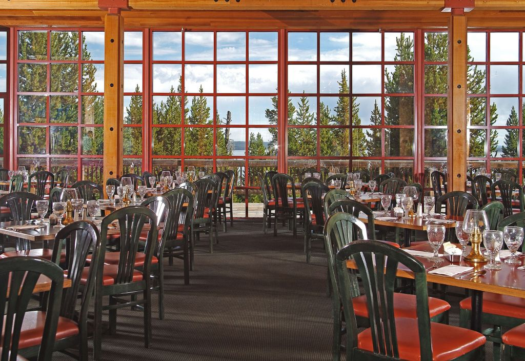grant village dining room | dining options at grant village