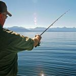 Fishing On Lake Yellowstone