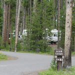 A&B Loop at Grant Village Campground
