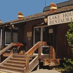 Grant Village Lake House Restaurant exterior