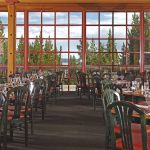 Grant Village restaurant interior