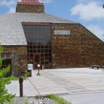 Grant Village restaurant exterior