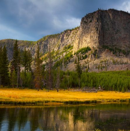 14 Fun Yellowstone Facts [Infographic]