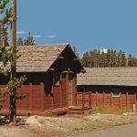 Lake Lodge Pioneer Cabins