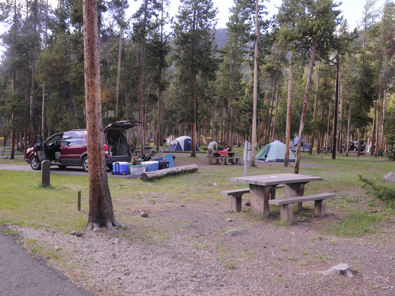 Madison Campground 2