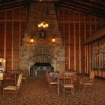 Old Faithful Lodge - Lobby