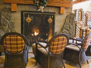 Old Faithful Snow Lodge Lobby