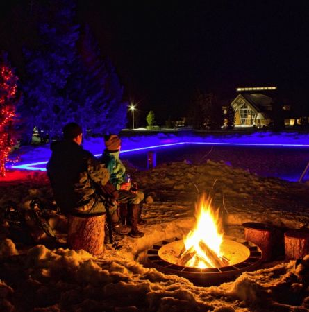 Feast on This Winter Fare in Yellowstone!