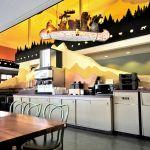 Old Faithful Snow Lodge Winter - Geyser Grill