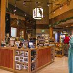 Old Faithful Snow Lodge Winter - Gift Shop