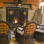 Old Faithful Snow Lodge Winter - Lobby