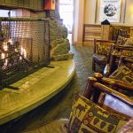 Old Faithful Snow Lodge Winter - Lobby