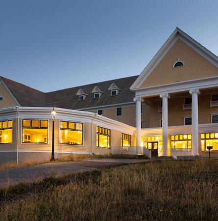 Lake Hotel Awarded Green Seal Gold Certification