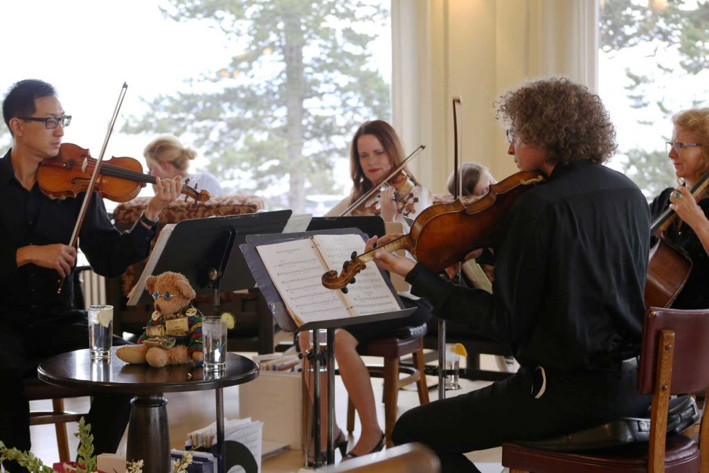 Lake Yellowstone String Quartet