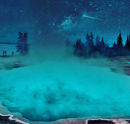 Yellowstone National Park is an Instagram Sensation!