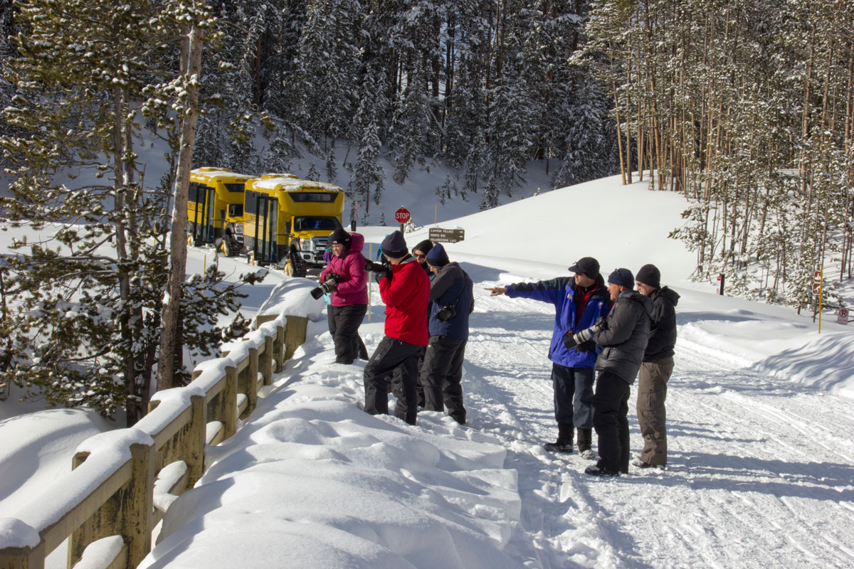 Snowcoach-Winter-Yellowstone
