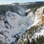 Grand Canyon if Yellowstone in the winter