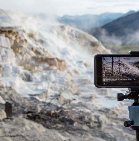 8 Instagram-worthy Spots in Yellowstone