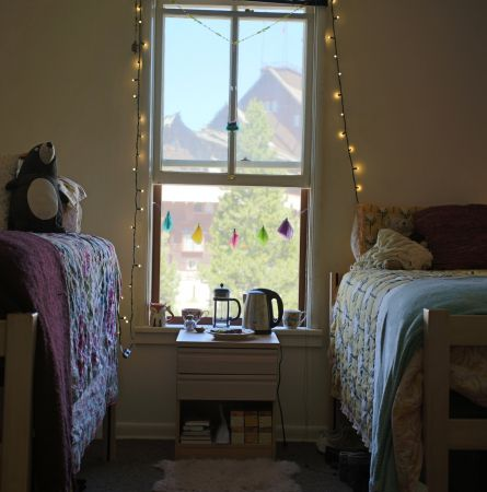 Dorm Life in Yellowstone