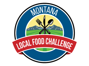 Montana Local Food Challenge Logo