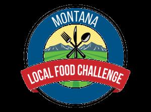 Montana Local Food Challenge Logo
