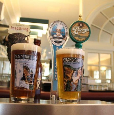 Drinks Go Local at the National Parks